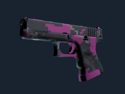 Pink DDPAT