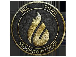 Copenhagen Flames (Gold)   Stockholm 2021