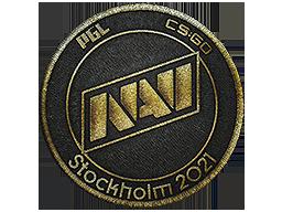 Natus Vincere (Gold)   Stockholm 2021