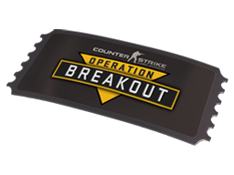 Operation Breakout All Access Pass
