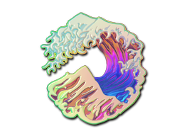 Great Wave (Holo)