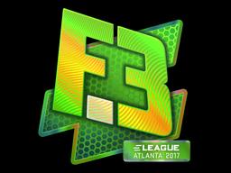 Flipsid3 Tactics (Holo)   Atlanta 2017