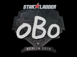 oBo   Berlin 2019