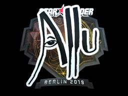 allu (Foil) | Berlin 2019