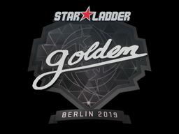 Golden | Berlin 2019