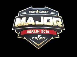 Sticker | StarLadder (Gold) | Berlin 2019