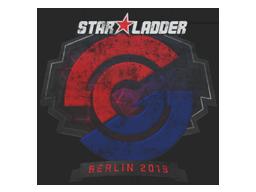 Sealed Graffiti | Syman Gaming | Berlin 2019