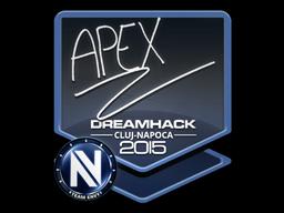 apEX | Cluj-Napoca 2015