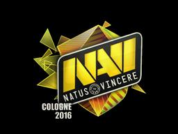 Natus Vincere (Holo) | Cologne 2016