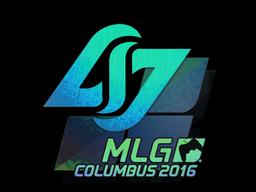 Counter Logic Gaming (Holo)   MLG Columbus 2016