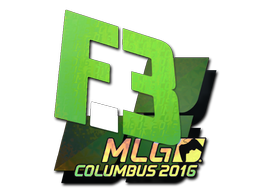 Flipsid3 Tactics (Holo)   MLG Columbus 2016