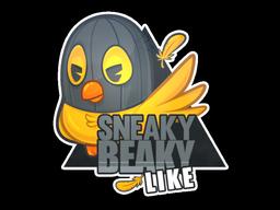 Sneaky Beaky Like