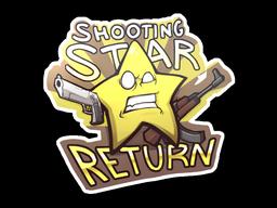 Shooting Star Return