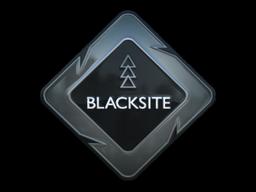 Sticker | Blacksite (Foil)