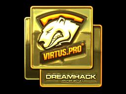 Sticker   Virtus.Pro (Gold)   DreamHack 2014