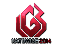 Sticker | LGB eSports (Foil) | Katowice 2014