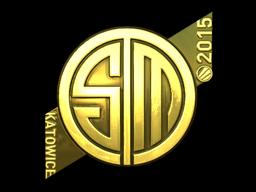 Sticker | TSM Kinguin (Gold) | Katowice 2015