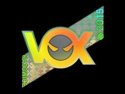 Vox Eminor (Holo) | Katowice 2015
