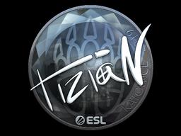 tiziaN (Foil)   Katowice 2019