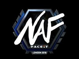 NAF (Foil)   London 2018