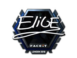 EliGE (Foil)   London 2018