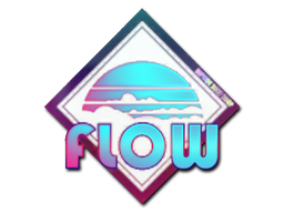 Cotton Candy Flow (Holo)