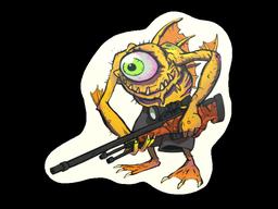 Yellow Cyclawps