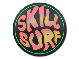 Coral Skill Surf (Holo)