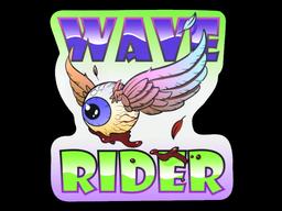Toxic Wave Rider