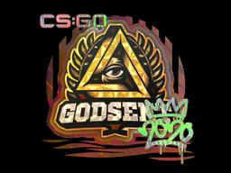 GODSENT (Holo) | 2020 RMR