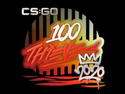 100 Thieves | 2020 RMR