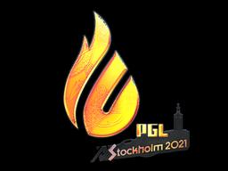 Copenhagen Flames (Holo) | Stockholm 2021
