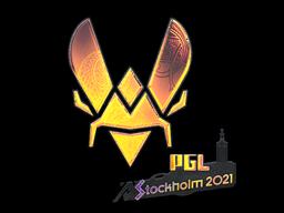 Vitality (Holo) | Stockholm 2021