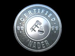 Sticker   The Nader (Foil)