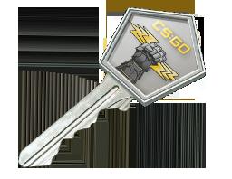Glove Case Key