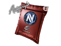 Autograph Capsule   Team EnVyUs   Atlanta 2017
