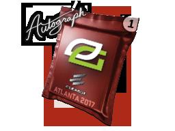Autograph Capsule | OpTic Gaming | Atlanta 2017