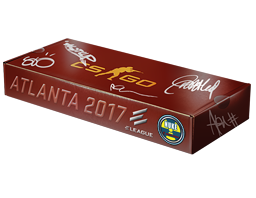 Atlanta 2017 Nuke Souvenir Package