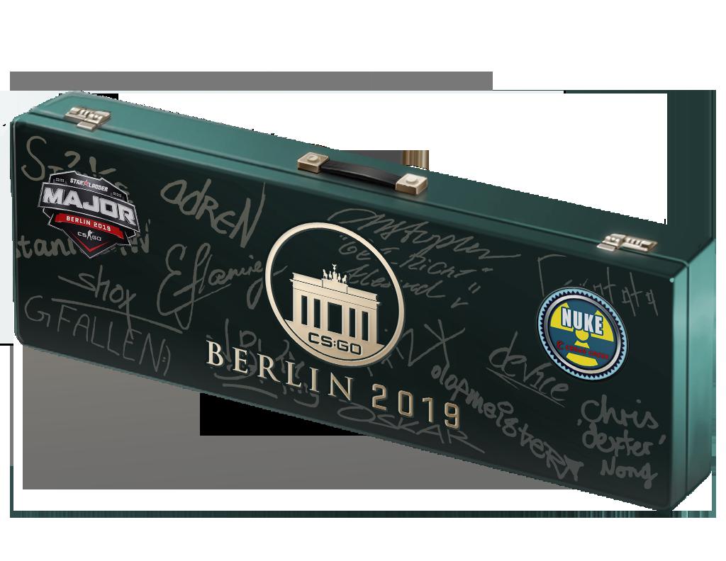 Berlin 2019 Nuke Souvenir Package