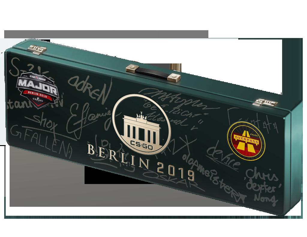 Berlin 2019 Overpass Souvenir Package