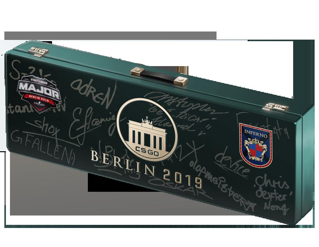 Berlin 2019 Inferno Souvenir Package
