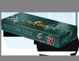 Boston 2018 Mirage Souvenir Package