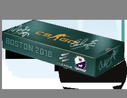Boston 2018 Cobblestone Souvenir Package