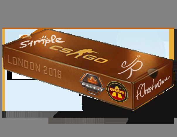London 2018 Overpass Souvenir Package