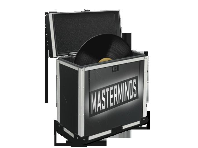 Masterminds Music Kit Box