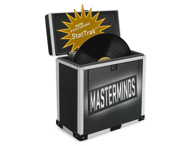 StatTrak™ Masterminds Music Kit Box