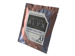 Half-Life: Alyx Collectible Pins Capsule