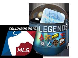 MLG Columbus 2016 Legends (Holo-Foil)