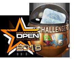 DreamHack Cluj-Napoca 2015 Challengers (Foil)