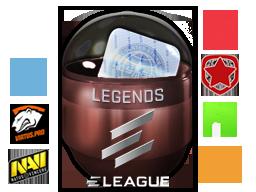 Atlanta 2017 Legends (Holo-Foil)